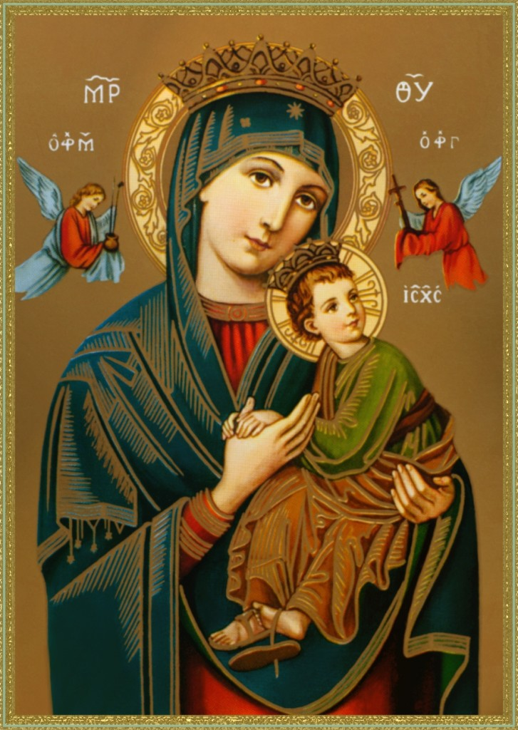 B. Mary of Perpetual Help