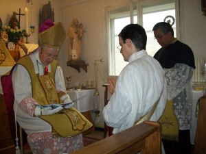 Ordination 2009