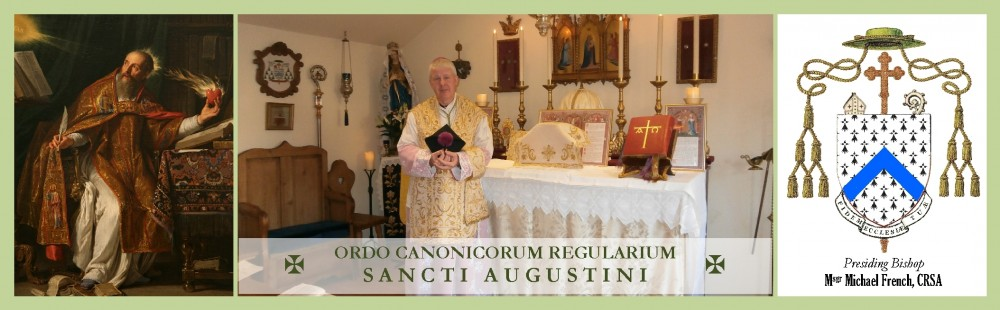 Mass Stipends | The Canons Regular of Saint Augustine